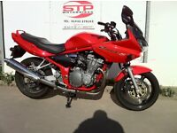 2001 Suzuki GSF600S Y Bandit in fantastic original condition with very low mileage