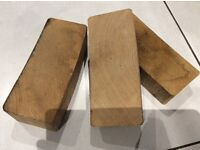LARGE QUANTITY OF SOLID OAK BLOCKS, PERFECT FOR WOODBURNER, BURNING OR POSSIBLY TURNING