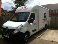 Removals, Collections, Deliveries, Man with Van From £25