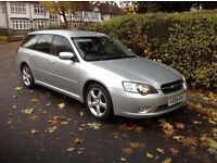 SUBARU LEGACY R 2.0 ESTATE MANUAL