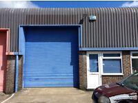 Workshop industrial unit