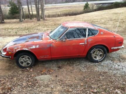 Wanted: Datsun 240z