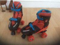 Spider-Man skates