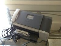 Brother MFC-3360CC Printer with cables