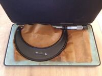 """Micrometer 5-6 """"Good Condition"""""""