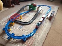 Tomy Tomica Thomas Railway Set