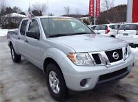2013 Nissan Frontier SV -4X4- CREW CAB - TOILE-