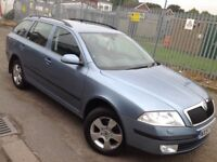 2007 57 SKODA OCTAVIA 1.9TDI 4X4 ESTATE - 11 MONTHS MOT, DRIVES GREAT, SERVICE HISTORY