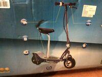 Electric scooter brand new razor E300