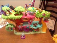 Littlest Pet Shop Magic Motion Tree House