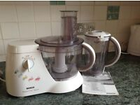 Bosch Food Processor & Blender/Liquidiser