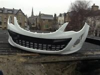 VAUXHALL CORSA D FRONT BUMPER FOR SALE 2011 ONWARDS 6