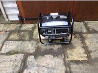 Generator portable petrol 230v Medusa 230. Unused