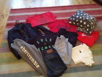 Boys Designer Clothes Bundle age 13/14