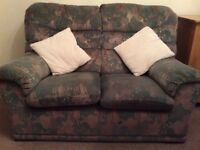 1x 3 seater 1x 2 seater 1 recliner armchair