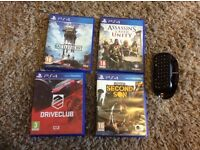My PS4 games for your XboxOne games Swap