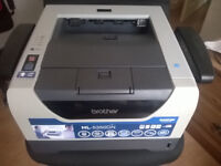 Brother HL-5350DN 1200x1200 dpi A4 Mono Duplex Laser Printer network usb and parallel connections