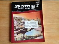 Songbook Tabulaturen Led Zeppelin 5 Kiel - Hassee-Vieburg Vorschau