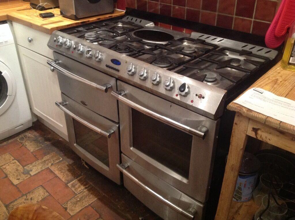Belling 1100mm wide range cooker