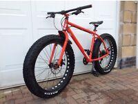 Charge Cooker Fat Bike