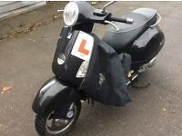 Vespa gts 125 2009 reg 2 owners from new serviced