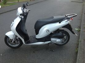 2008 Honda PES PSI Mint Condition Full Years MOT Full Logbook Excellent Commuter Delivery Bike