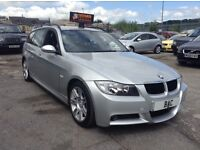 BMW 3 SERIES 2.0 320i M Sport Touring 5dr ( 06 PLATE ) 1 PREVIOUS COMPANY OWNER CAR!
