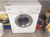Miele washing machine spares or repairs