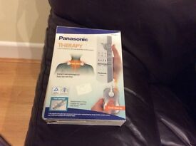 Panasonic therapy low frequency muscle and nerve stimulator (TENs machine)