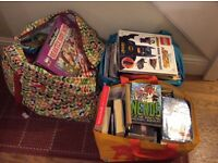 Ideal for car boot or eBay., adult books & Childrens books and toys