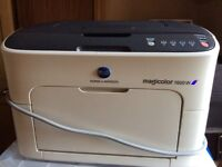 Laser Printer, A4 colour