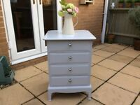 Beautiful Stag Bedside Chest