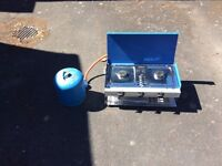 Campingaz camping stove excellent condition only used 3 times