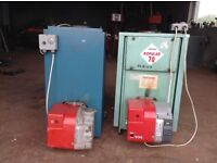 Wanted oil boilers and burners