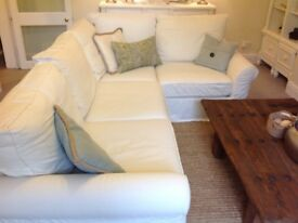 L-Shape Sectional Sofa, Immaculate Condition from Pet Free, Smoke Free Home