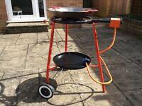 Gas Paella Cooker for Garden