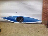 Galasport C1 slalom boat