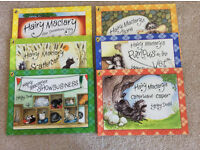 Set of 6 Hairy Maclary & Friends Books (& Carry Bag)