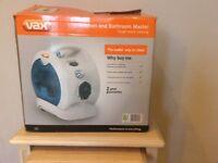Vax bathroom and kitchen master steamer.