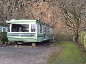 Static caravan for sale off site 2 bedroom 32' x 12' BK Contessa 2002