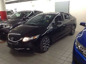 Honda Civic touring 2014