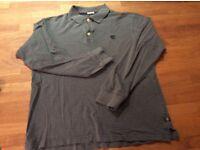 Timberland polo long sleeve shirt