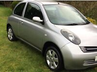 2005 Micra Urbis *** FULL YEAR'S MOT ***