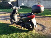 YAMAHA XC 125cc VITY