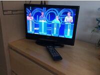 16 inch flatscreen television
