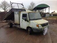 LDV Convoy Diesel Tipper NO MOT