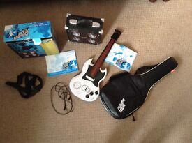 Power Tour Guitar and Amp