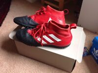 Adidas Ace 17.3 Football boots size 8