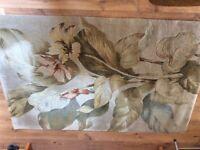 """Patterned rug 65x42"""" Art nouveau design"""