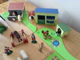 Children's Play Farm